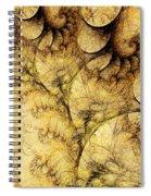 Idea Of A Tree Spiral Notebook