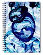 Immiscible Spiral Notebook