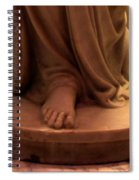 In Him I Believe Spiral Notebook