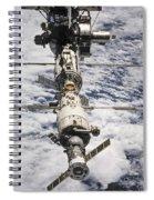 International Space Station Spiral Notebook