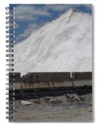 Jones Island Salt 1 Spiral Notebook