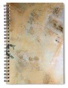 Koufra Oasis Libya Spiral Notebook