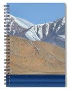 Lake Kara Kul Spiral Notebook