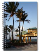 Lauderdale By The Sea Spiral Notebook