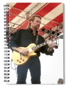 Lee Roy Parnell Spiral Notebook