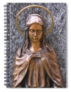Mary Daughter Of Joachim Spiral Notebook