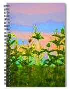 Meadow Magic Spiral Notebook