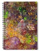 My Pretty Green Pallet Spiral Notebook