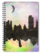 New York 6 Spiral Notebook