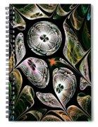 Night Vision Spiral Notebook