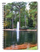Norfolk Botanical Gardens 2 Spiral Notebook
