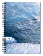 Paradise Ice Caves Spiral Notebook
