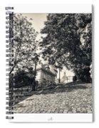 Paris - Sacre-coeur  Spiral Notebook