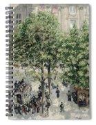 Place Du Theatre Francais Spiral Notebook