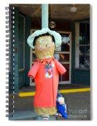 Plains Inn And Antique Mall 2 Spiral Notebook