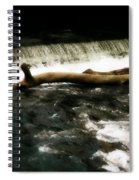 Little Log That Could Spiral Notebook