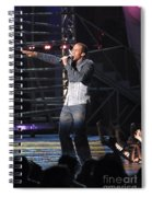 Sean Paul  Spiral Notebook