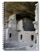 Spruce Tree House Dwellings Spiral Notebook