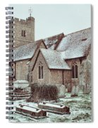 St Mary And All Saints Boxley Spiral Notebook