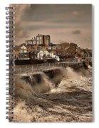 Storm Surge  Spiral Notebook