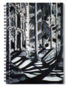 Take The Maine Path Spiral Notebook