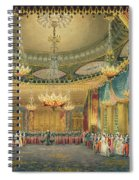 The Music Room Spiral Notebook