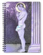 Submissive Faithful  Spiral Notebook
