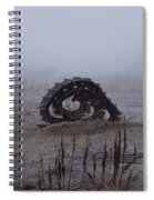 The Track  Spiral Notebook