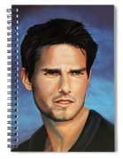 Tom Cruise Spiral Notebook