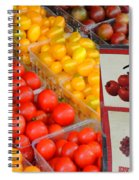 Tomatoes Nj Special Spiral Notebook