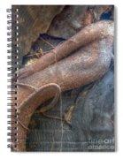 Trunk Spiral Notebook