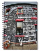 001 Allen St Hardware Spiral Notebook