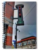 001 Cantina Loco Spiral Notebook