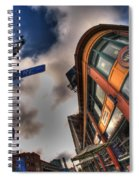 001 Delaware And W Chipp Spiral Notebook