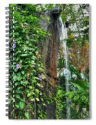 001 Falling Waters For The Cactus Lover In You Buffalo Botanical Gardens Series Spiral Notebook