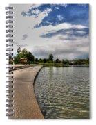 001 Hoyt Lake Spiral Notebook