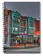 001 Jims Steakout Spiral Notebook