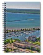 001 Water Buffalo Spiral Notebook