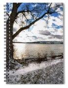 0010 Grand Island Bridge Series Spiral Notebook