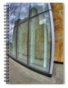 0013 Court House Spiral Notebook