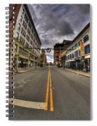 0014 The Chipp Stripp Spiral Notebook