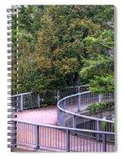 0016 Hoyt Lake Autumn 2013 Spiral Notebook