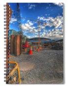 002 Building Buffalo Spiral Notebook