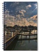 002 Erie Basin Marina D Dock Spiral Notebook