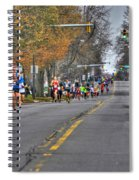 002 Turkey Trot  2014 Spiral Notebook