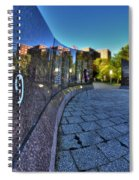 002 We Will Not Forget At The Erie Basin Marina Spiral Notebook