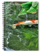 002 Within The Rain Forest Buffalo Botanical Gardens Series Spiral Notebook
