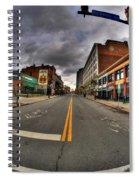 0021 Starbucks Or Spot... Spiral Notebook