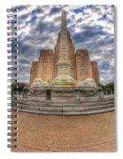 003 Heart Of The Queen Spiral Notebook