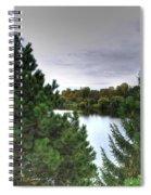 003 Hoyt Lake Autumn 2013 Spiral Notebook